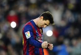 """Barcelona"" paraiška su ""Celta"": be J.Mascherano, tačiau su lyderiu"