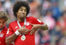 """""""Man Utd"""" ruošiasi pateikti pasiūlymą už Dante"""