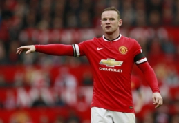 """W.Rooney: kitą sezoną galime laimėti """"Premier"""" lygą"""