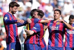 """Titulą užsitikrinti galinti """"Barca"""" į Madridą išvyko stipriausios sudėties"""