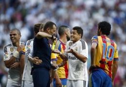 Ispanijos čempionatas nebus sustabdytas - įvyks likę du turai