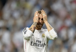 """""""Real"""" surado ilgalaikį įpėdinį S. Ramosui"""