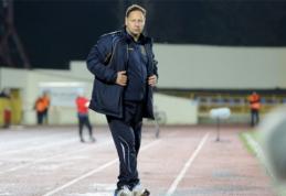 """Spauda: """"Atlanto"""" treneris K.Sarsanija išvyksta į Rusiją"""