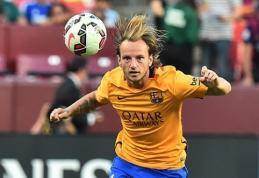 """""""Barcelona"""" bando įbrukti I. Rakitičių """"Sevilla"""" komandai"""