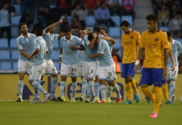 """""""Celta"""" sutriuškino """"Barcą"""", """"Real"""" po sunkios kovos palaužė """"Athletic"""" (VIDEO)"""