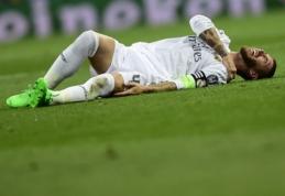 """S.Ramosas privalės praleisti ir rungtynes su """"Athletic"""""""