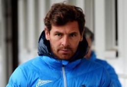"A. Villas-Boas pasitrauks iš ""Zenit"" trenerio posto"