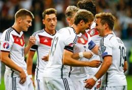 EČ atranka: M.Gotze padovanojo vokiečiams pergalę prieš lenkus (FOTO, VIDEO)