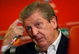 """R.Hodgsonas: """"Turėsime žaisti labai gerai"""""""