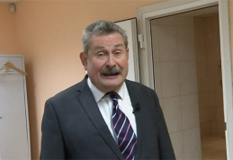 Anglų spauda išsijuokė iš LFF stadiono (VIDEO)
