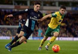"""H. Bellerinas: """"Arsenal"""" gali išsiversti ir be Sanchezo su Koscielny"""