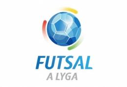 """Futsal A lygoje 300 žiūrovų palaikė Kauno """"Inkarą"""""""