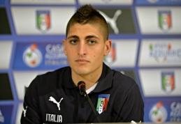 M. Verratti prieš karjeros pabaigą apsivilks Italijos klubo marškinėlius