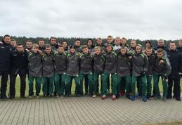 Lietuvos jaunimo iki 19 metų rinktinė pirmąjį atrankos etapą pradėjo nesėkmingai