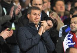 R. Abramovičius nesutiko už 50 mln. eurų parduoti trenerio J. Mourinho