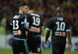 """""""Ligue 1"""" savo varžovus įveikė """"Monaco"""" ir """"Marseille"""""""