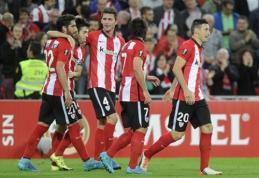"""""""Athletic"""" išvykoje įrodė pranašumą prieš """"Real Betis"""" (VIDEO)"""