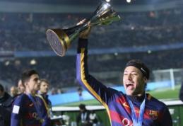 Neymaras apie savo ateitį Barselonoje: nežinau, gyvenimas ilgas