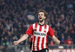 """Kitos Europos lygos: Olandijos """"Eredivisie"""" pirmenybių apžvalga"""