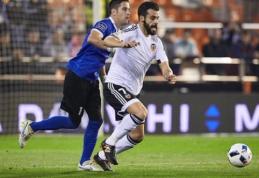 """Karaliaus taurė: """"Valencia"""" ir """"Athletic"""" žengė tolyn, """"Real Sociedad"""" baigė pasirodymą"""