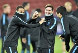 """""""Barcelona"""" į Japoniją išvyko pajėgiausios sudėties"""