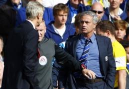 P. Vieira: Mourinho mane žavi labiau nei Wengeras
