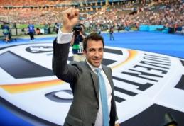 """A. Del Piero dirbs """"Mallorca"""" klube"""