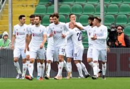 """""""Serie A"""": Keturios pirmaujančios ekipos iškovojo pergales ir atitrūko nuo persekiotojų (VIDEO)"""