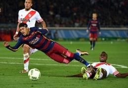 """""""Man Utd"""" pradėjo kaupti pinigus Neymaro išpirkai"""