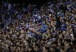 Katalonijos derbyje Neymaras turėjo kęsti rasistinius užgauliojimus