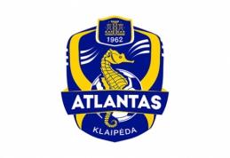 """Naujasis """"Atlanto"""" logotipas - su jūros arkliuku"""