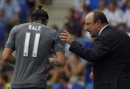 R. Benitezas: nematau jokios priežasties, kodėl G. Bale'as negalėtų tapti geriausiu