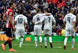 """""""Real"""" įtikinamai įveikė """"Athletic"""", G. Neville'as iškovojo pirmąją pergalę prieš G. Arlauskio ekipą (FOTO, VIDEO)"""