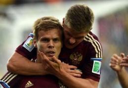 """Arsenal"" dominęs A. Kokorinas žais ""Zenit"" klube"