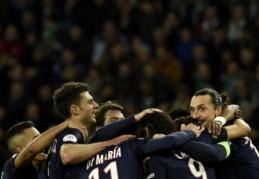 """Ligue 1: eilinė PSG pergalė bei """"Nice"""" nesėkmė (VIDEO)"""