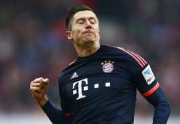 """Dūžta """"Real"""" svajonės: R.Lewandowskis ketina pratęsti sutartį su """"Bayern"""""""