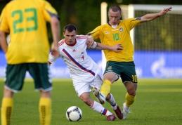 Rusijos rinktinė - nepalankus varžovams lietuviams