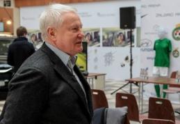 Rinktinės žaidimą pagyręs A.Liubinskas: pagaliau nebebūsime, atsiprašant, užpakalyje