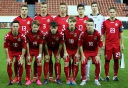 Lietuvos U-19 rinktinė sužais dvejas kontrolines rungtynes Taline