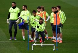 """""""La Liga"""": """"Villarreal"""" - """"Barcelona"""", """"Real"""" - """"Sevilla"""" (apžvalga)"""