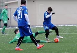 Utenos klubo tikslas - futbolo ateitis