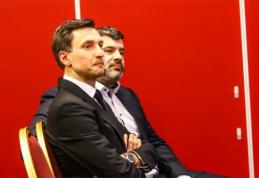 D. Šemberas: džiaugiamės trimis svarbiausiais tarpsezonio darbais