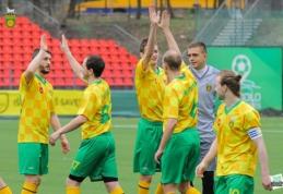 """FBK """"Kaunas"""" bendradarbiaus su Anglijos futbolo klubu"""