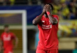 "EL pusfinaliai: ""Villarreal"" palaužė ""Liverpool"", ""Sevilla"" ir ""Shakhtar"" sužaidė lygiosiomis (FOTO, VIDEO)"