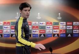 """""""Villarreal"""" treneris žada karštą vakarą """"Liverpool"""" ekipai"""