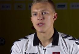 """O. Verbickas: """"Zenit"""" jaunimo ekipoje žaidėjams sukurtos puikios sąlygos tobulėti"""