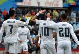 """""""Real"""" išvykoje neturėjo vargo su kita Madrido ekipa (VIDEO)"""