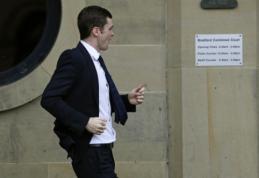 A. Johnsonas apskundė jį į kalėjimą pasiuntusį teismo sprendimą