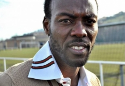 """Žinia apie rezultatyviausio visų laikų Gvinėjos žaidėjo atvykimą į """"Atlantą"""" - naujiena ir V. Lekevičiui"""