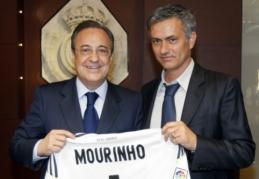 """Oficialu: J. Mourinho sugrįš prie """"Real"""" vairo (balandžio 1 d. pokštas)"""
